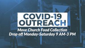 COVID-19 Outreach @ Move Church Trailer