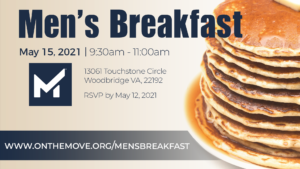 Men's Breakfast May 2021