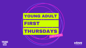 Young Adult First Thursday